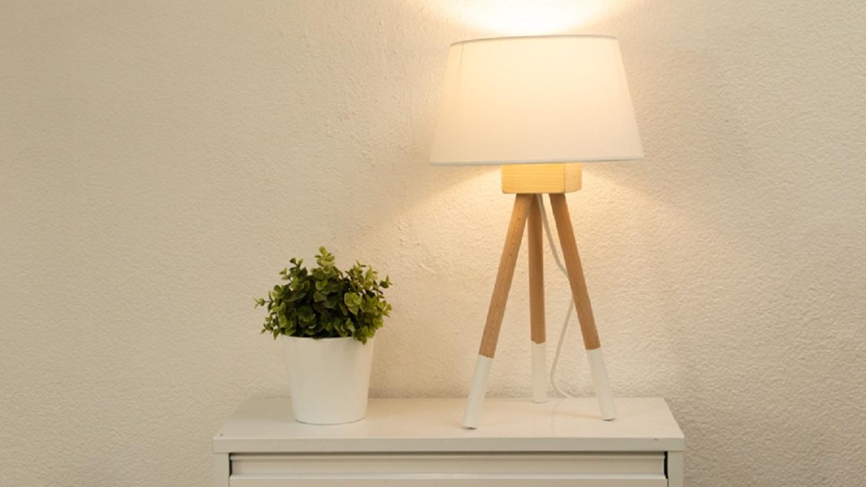 Как сделать красивую скандинавскую лампу