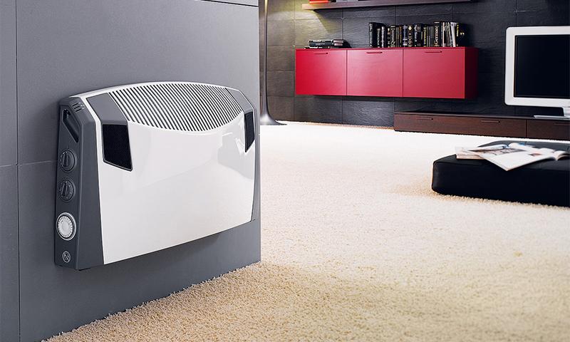 Выбор электрического радиатора для обогрева помещения