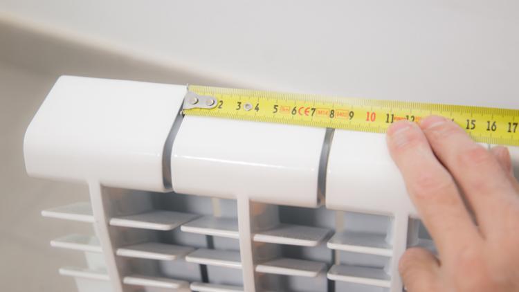 Как самостоятельно установить радиатор