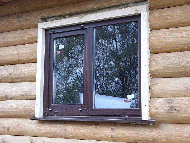 Как построить деревянный дом летом